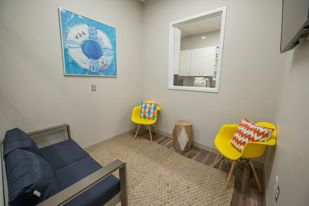 Waiting Room of Potomac Pediatric Dentistry | Pediatric Dentist Dumfries | Orthodontist Dumfries