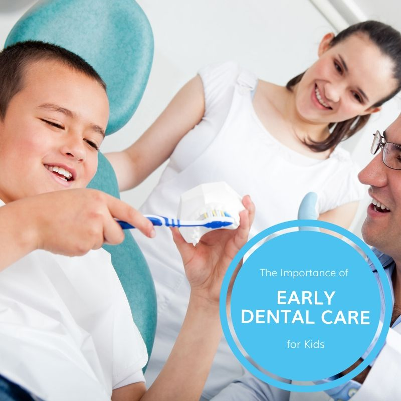 The Importance of Early Dental Care for Kids | Potomac Pediatric Dentistry